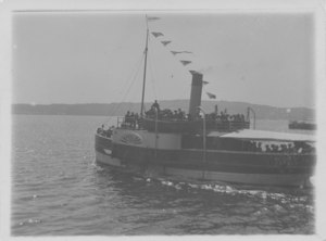 Image of Ship on the Tay, Fife Ferry? DUNIH 2009.26.16