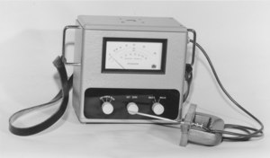 Image of Jute Trade Research Association- monitoring machine DUNIH 2010.5.15