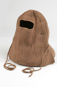 Image of Antarctic Hood belonged to Captain Colbeck DUNIH 206