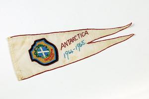 Image of Antarctica 1964-1965 Pennant DUNIH 354.3