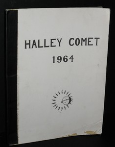 Image of Halley Comet, 1964. DUNIH 354.4