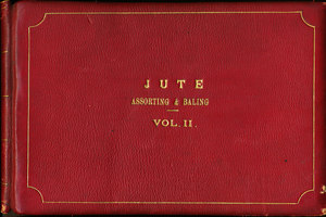 Image of Jute Assorting and Baling. DUNIH 388.2