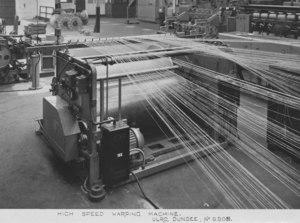 Image of ULRO - High speed warping machine DUNIH 393.67