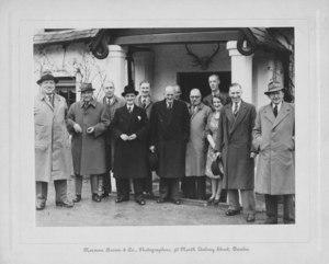 Image of United Kingdom Jute Goods Association meeting DUNIH 489.1
