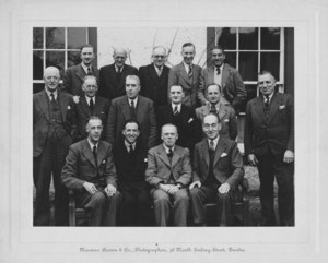 Image of United Kingdom Jute Goods Association meeting DUNIH 489.3