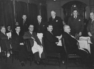 Image of United Kingdom Jute Goods Association meeting DUNIH 489.4