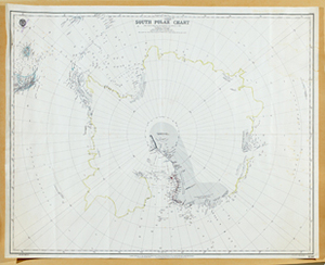 Image of South Polar Chart K.1