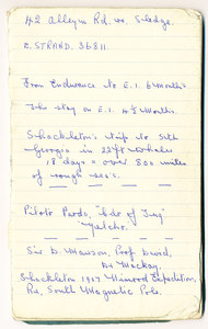 Image of Discovery Watchman's Notebook K.2