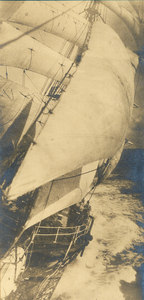 Image of Discovery Under Full Sail. K.41.30
