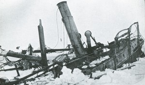 Image of The wreck of Endurance ROY.30.1.65