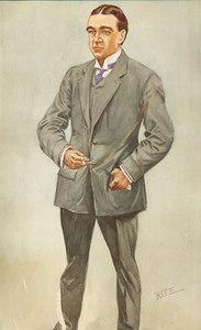 Image of Caricature of Ernest Shackleton SHA.3