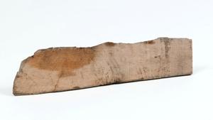 Image of False keel from the Nimrod W 79.133.7