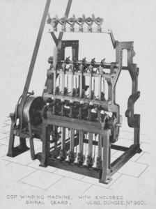 Image of Cop Winding Machine DUNIH 2009.74.1