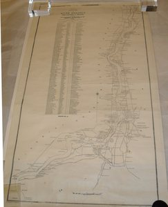Image of River Hooghly showing jute and cotton mills DUNIH 59