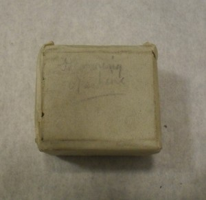 Image of Small wrapped printing block of hemming machine DUNIH 284.132