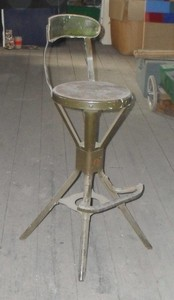 Image of Stool for sewing machine DUNIH 2015.78