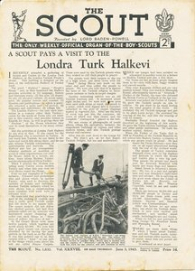 Image of ''The Scout'' Newspaper, 3 June 1943 DUNIH 2016.24