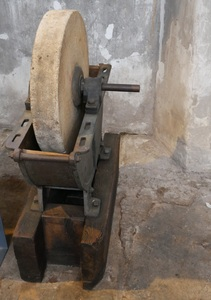 Image of Sharpening stone DUNIH 2015.85