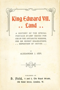 "Image of ""King Edward VII Land"" DUNIH 2011.4.2"