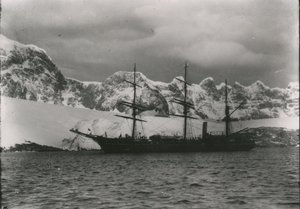 Image of 'Icing' Discovery near Port Lockroy DUNIH 2017.2.12