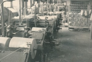 Image of Photograph of Cop Winding Department at Bowbridge Works, 1967 DUNIH 2017.13.2