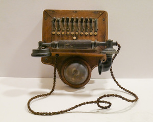 Image of Internal Telephone relating to T.C. Keay DUNIH 2017.17.1