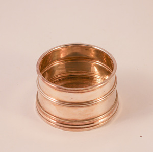 Image of Silver plated sugar pot DUNIH 2011.36.3