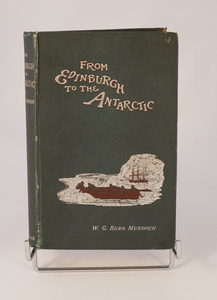 Image of Book 'From Edinburgh to the Antarctic' DUNIH 2011.44