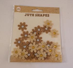 Image of Jute Flower Shapes DUNIH 2017.22.3