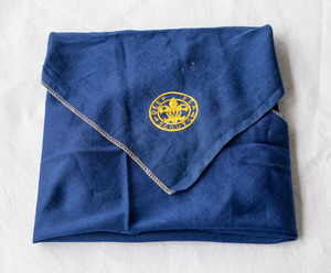 Image of Deep Sea Scout Scarf DUNIH 2009.39.3