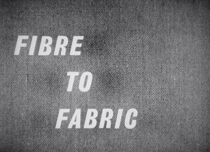 Image of 'From Fibre to Fabric: The Story of Aberdeen Flax' Film DUNIH 2014.16