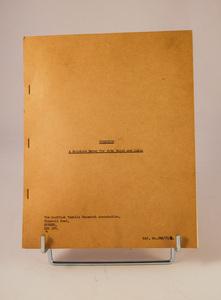 Image of Instruction Booklet for Moisture Meter DUNIH 2017.39.3