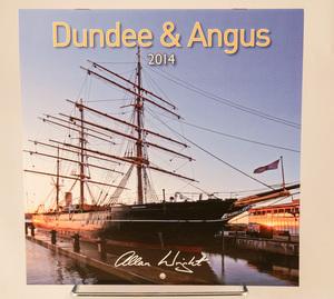 Image of Calendar, 'Dundee & Angus 2014' DUNIH 2018.1.2