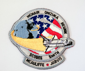 Image of Space  Mission Patch, STS-51 L Challenger , 28 January 1986 DUNIH 2018.7.10