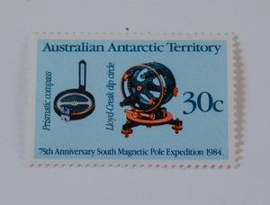 Image of Australian Antarctic Territory stamps- Lloyd- Creak Dip Circle DUNIH 2018.27.6