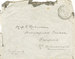 Envelope containing William Colbeck letters thumbnail DUNIH 1.008