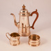 Silver plated coffee pot thumbnail DUNIH 2011.36.1